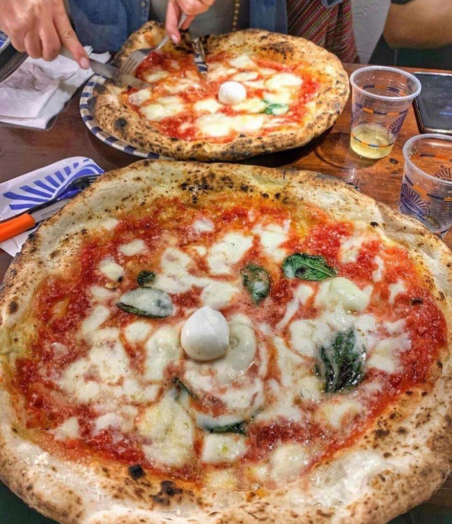 sorbillo pizza rome